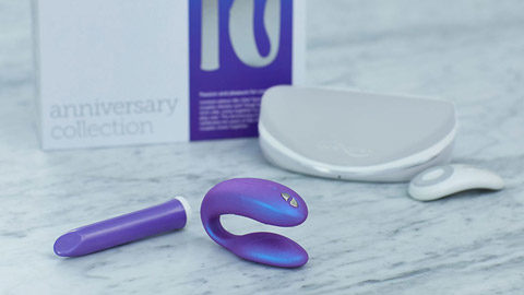 EXTRA 20% Off We-Vibe Anniversary Collection!
